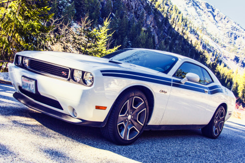 The American way Starring: '13 Dodge Challenger R/T Classic (by TheQ!)