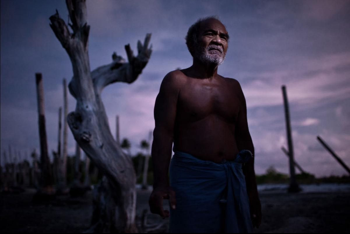THE END. KIRIBATI is GONE by Ciril Jazbec