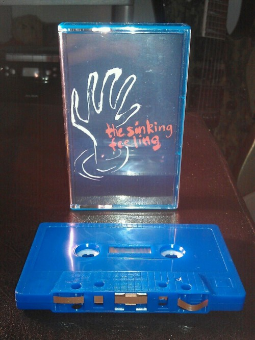 marksuxdik:  The Sinking Feeling self titled /15 Blue, Second Pressing  This is a nice photo of this!