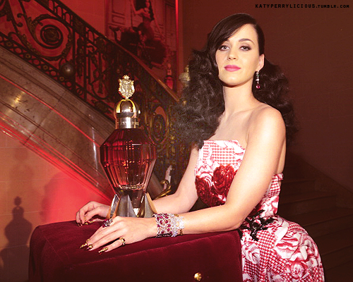 "katyperrylicious:  ""Killer Queen"" Fragrance Sneak Preview Party - 05.02.13"