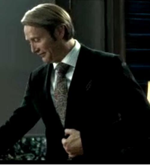 secretporcupine:  The glorious wardrobe of Hannibal Lecter, Part 1 (Episodes 3-7)