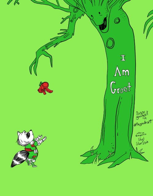 Perfect. #groot