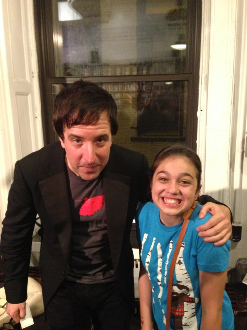 Holy cow! Congratulations to 12-year-old Ruby, who won the StorySLAM last night at Housing Works Bookstore in New York. For the record, she's both the one of the youngest people to tell a story at The Moth AND the youngest SLAMpion ever. Good job, Ruby! Can't wait to hear you at the GrandSLAM!