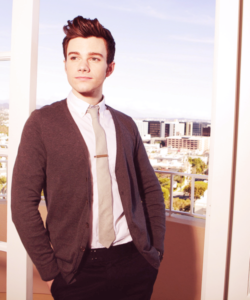 72/100 Pictures of Chris Colfer