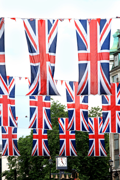 Things we love: the Union Jack London, England