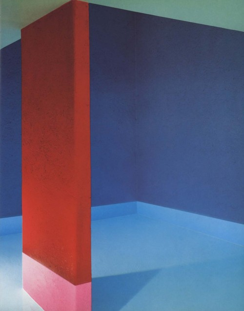 eytys:  Starting preparing for S/S 14. Luis Barragan is a main inspiration. Here his Casa Giraldi.