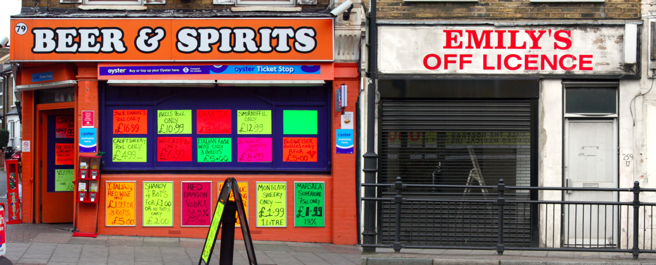 storyboard:  Documenting Disappearing London I pass these stores every day. I pass hundreds every week, maybe thousands each month. It's rare that I look for longer than I need. But Emily Webber sees them. Based in Hackney, Emily shoots images of the urban furniture of 21st-century London. Her photos show chicken shops and nail bars; laundromats, kebab shops, hairdressers, cab offices, newsagents, and thrift stores all feature. In an increasingly chainified city, she zeroes in on the beauty and originality of the garish and the mundane. On London Shop Fronts, she has published over 1,200 images so far, running one every morning for almost four years. Read More