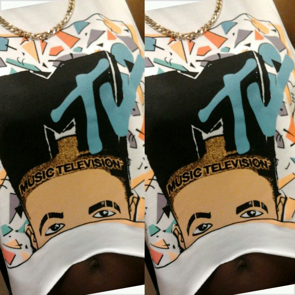 #freshprince #mtv #swaggin #new #top #goldchain #Africanprint #afro #bleeh
