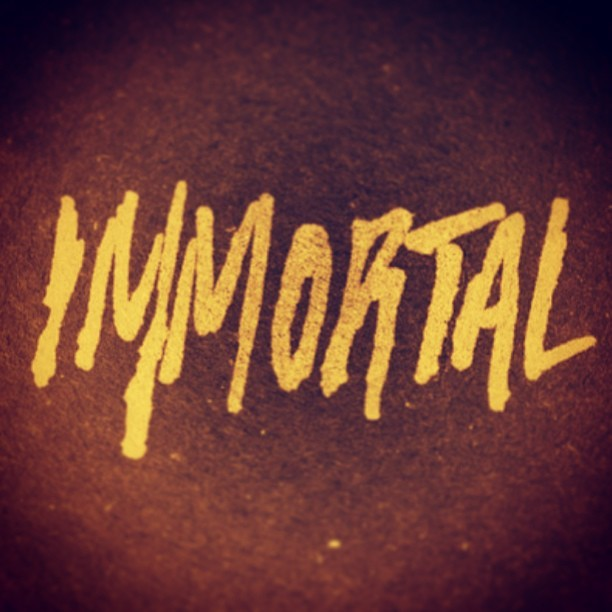 #Cudder #KidCudi #Album #Art #immortal #music
