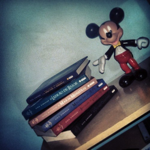 Demigod Life. #Percy #Jackson #Books #Mickey #Perfect #Demigod #Fandom