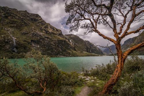 Lake Chinancocha in Huascarán National Park, Peru [OC] [6000x4000] #nature#photography#photooftheday travel#landscape#naturelovers#scenery#natureza#picoftheday