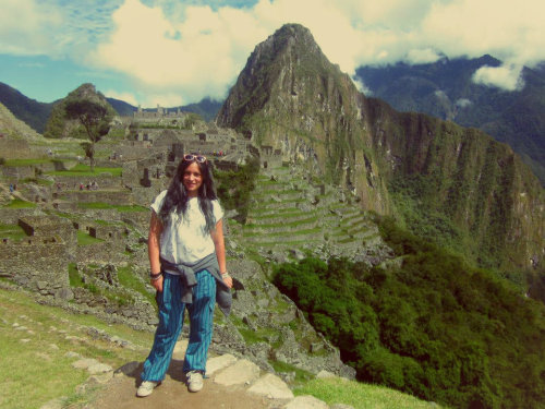 Machupicchu, Peru 2012 (:  submitted by everythingfromfriendstolovers