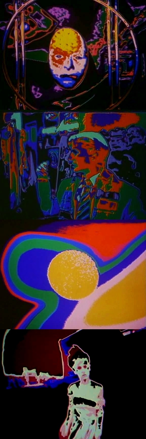 moviesinframes:  Liquid Sky, 1982 (dir.  Slava Tsukerman) By gcapshare