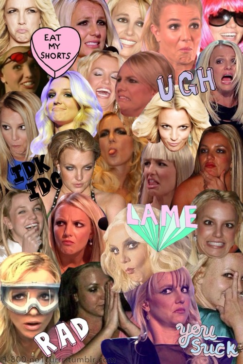 Worship this flawless Britney montage.