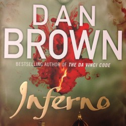 Currently reading.. #danbrown #inferno #geek #bookworm