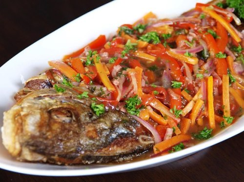 Filipino Escabeche