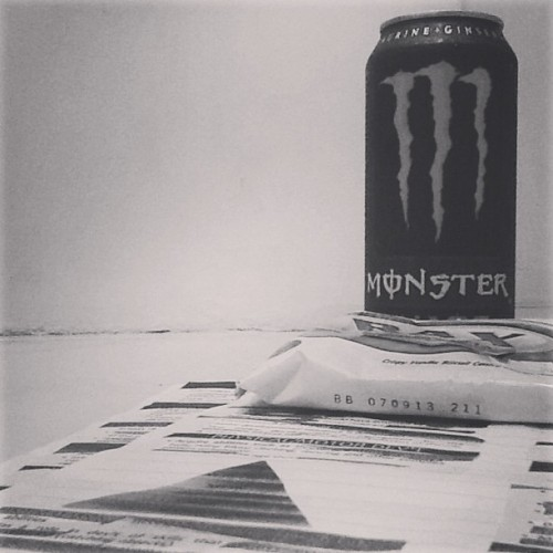 Last day. #tough #monster #poppers 👊