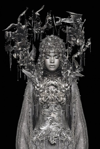 Garjan Atwood - inspiration Tex Saverio
