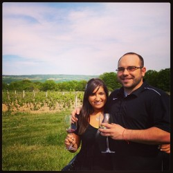 Wine tasting on Seneca Lake 😍😍😍#vacationwithmrman #soinlove