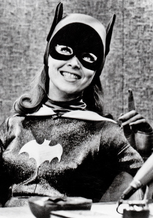 Yvonne Craig as Batgirl on the Merv Griffin Show (1967)