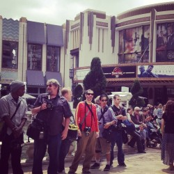 L.A paparazzi (at The Grove)