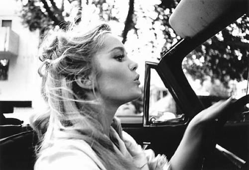 Tuesday Weld by Dennis Hopper, 1965