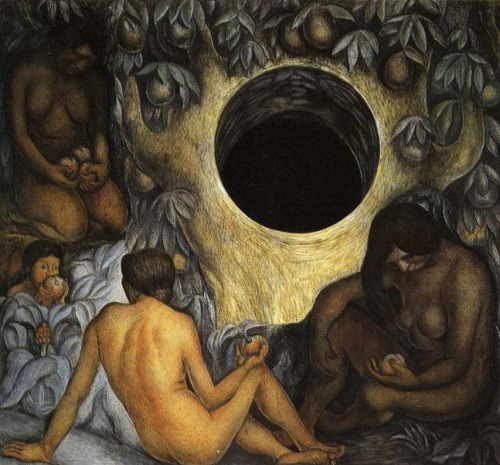 kvetchlandia:  Diego Rivera     The Abundant Earth       1926