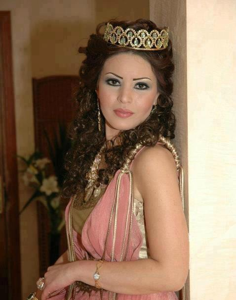 Algerian beauty