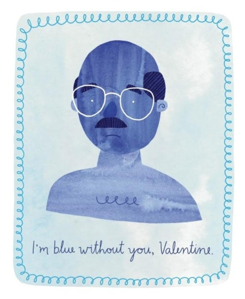nevver:  Arrested Development Valentines, Marisa Seguin  The perfect Valentine from an Analyst / Therapist. #ArrestedDevelopment