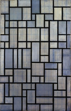"""Composition No. 15"" 1915  By: PIET MONDRIAN…."