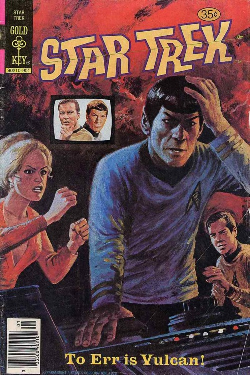 Star Trek #59. January 1979,