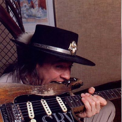 ": Stevie Ray Vaughan – ""Number 1"" Stratocaster.Referred to as ""Wife Number 1"" (the infamous Lenny was named after his human wife Lenora), this Strat had more body modifications than the Kardashian family. SRV thought it was a '59 while his tech Rene Martinez believed it to be a '62 or '63. Different sources have given the pickups, body, and neck different years, which could account for all the discrepancies. Ray Hennig, who sold the Strat to Stevie, has claimed that it was previously owned by pop singer Christopher Cross who traded it to Ray for a Les Paul. Number One was SRV's primary guitar for recording and for big gigs, while his other guitars were used for one-off tunes and videos. The guitar's finish was almost completely worn off, and the neck was replaced/swapped out on at least two occasions. For all its mutations, it was SRV's favorite guitar and the one that he is most closely associated with. It is currently owned by Jimmie Vaughan."