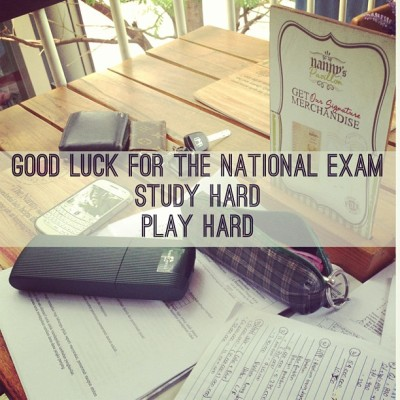 Good luck everyone!!!