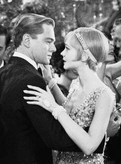 dailyleodicaprio:  New photo from the Great Gatsby!