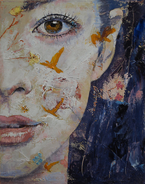 "creese:  Michael Creese, ""Geisha"" (2013)"