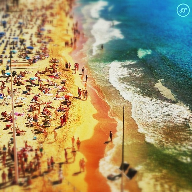 Playa de Levante | 12 de abril #benidorm #igersbenidorm #beach #sea