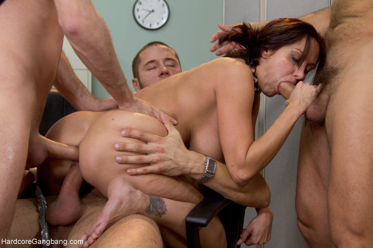 hot milf massage gangbang gangbang