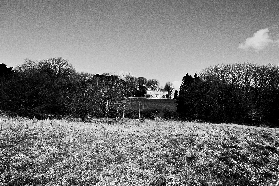 #22Country House - 35mm Film: Ilford XP2