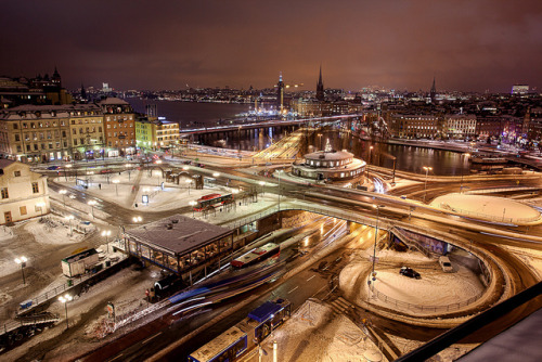 Stockholm by Matt Kawashima on Flickr.
