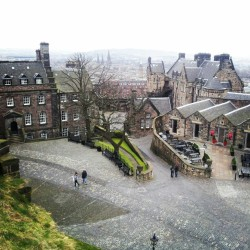 annncora:  Edinburgh was so beautiful. #Edinburgh #edinburghcastle