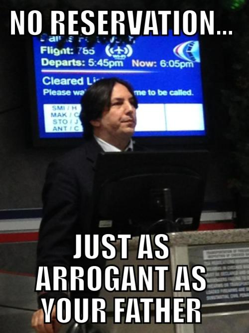 Air Snape is amazing.