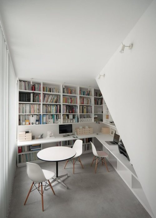 onlythebestdesign:  Workspace  perfect.