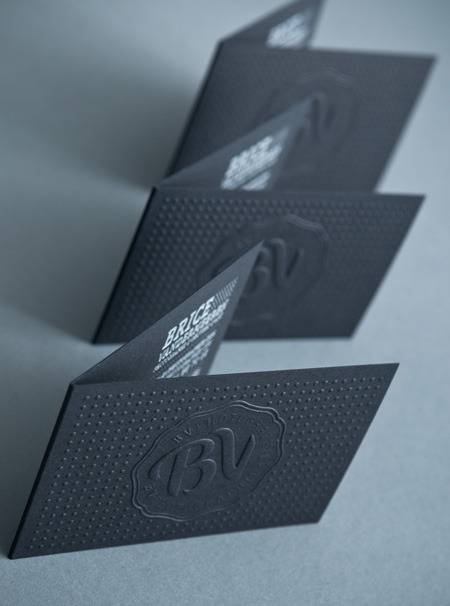 Impressive identity package. More from INK Studio here.