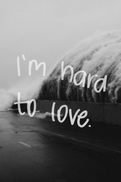 kimmieg20:  Hard Love. | via Tumblr on @weheartit.com - http://whrt.it/11PljbP