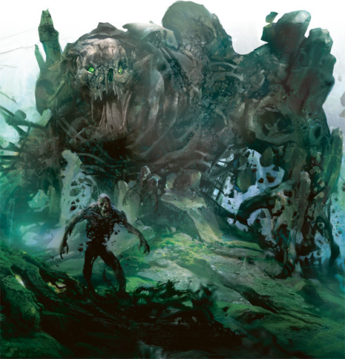 Card Name: Sepulchral Primordial Expansion: Gatecrash Artist:  Stephan Martinere