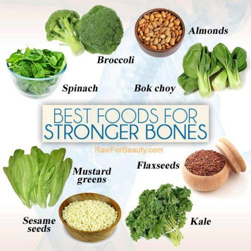 theveggiehatingvegan:  Vegan Calcium Sources