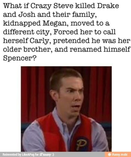 psychodaizy:  Childhood ruined  but wasn't drake in an ep of icarly?