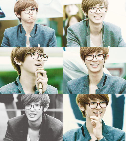Back in time EXO; Chanyeol