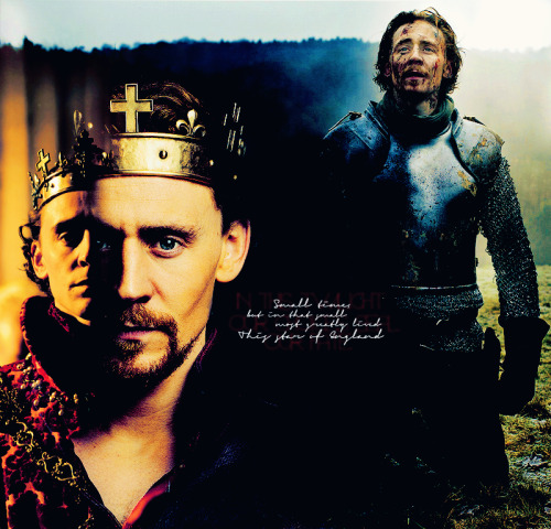 Miscellaneous - Prince Hal/Henry V (Tom Hiddleston)