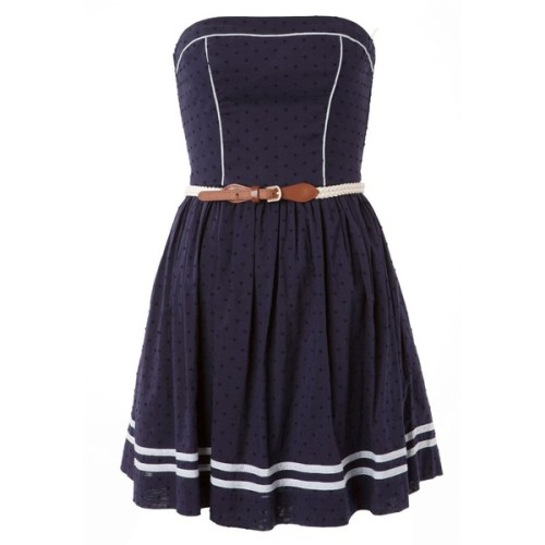 synackyavenged:  Tommy Hilfiger dress ❤ liked on Polyvore (see more tommy hilfigers)